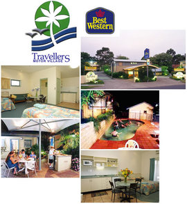 Travellers Motor Village - Surfers Gold Coast