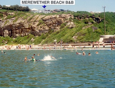 Merewether Beach B And B - Surfers Gold Coast