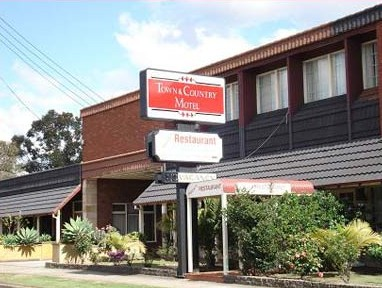 Town  Country Motel - Surfers Gold Coast
