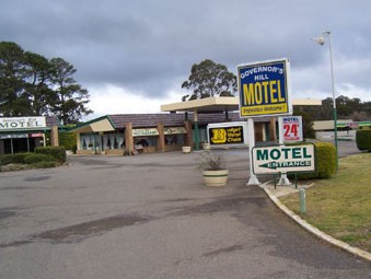 Governors Hill Motel - Surfers Paradise Gold Coast