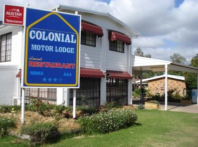 Colonial Motor Lodge - Surfers Gold Coast
