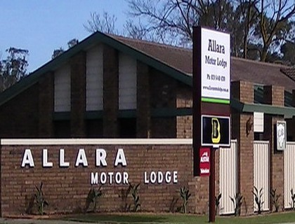 Allara Motor Lodge - Surfers Gold Coast