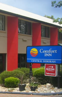 Comfort Inn Central Deborah - Surfers Gold Coast