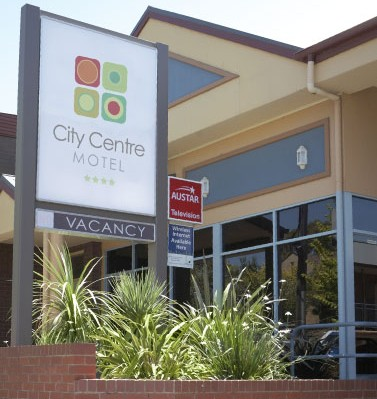 City Centre Motel - Surfers Gold Coast