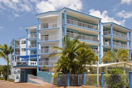 White Crest Luxury Apartments - Surfers Gold Coast