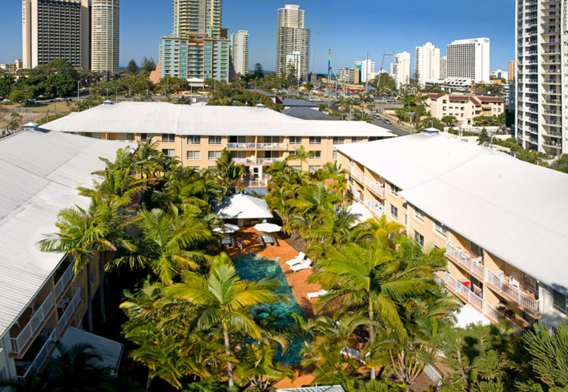 Bay Lodge Apartments Surfers Paradise