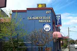 Gladesville Motel - Surfers Gold Coast