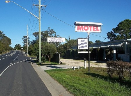 Sudden Comfort Motel - Surfers Gold Coast