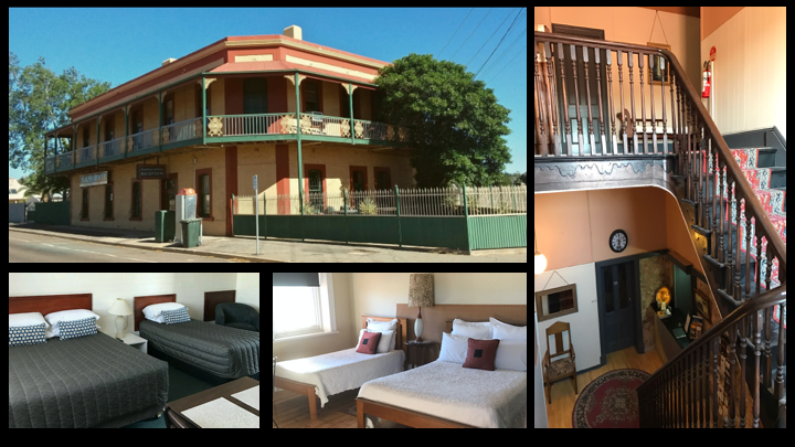 Pampas Motel - Surfers Gold Coast
