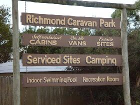 Richmond Cabin  Tourist Park - Surfers Gold Coast