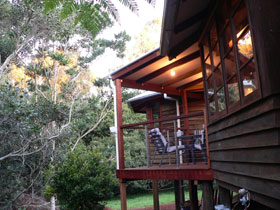 African Cottage The Rondawel Kalahari Cottage and Cape Cottage - Surfers Gold Coast