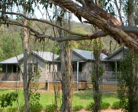 The Homestead Cabins Brogo - Surfers Paradise Gold Coast