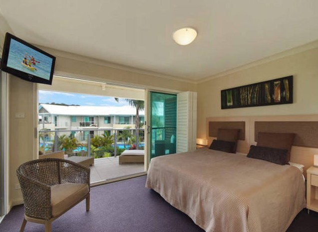 Pacific Blue Townhouse 358 - Surfers Gold Coast