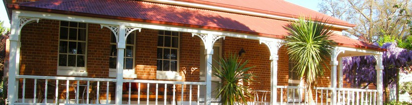 Araluen Old Courthouse Bed and Breakfast - Surfers Paradise Gold Coast