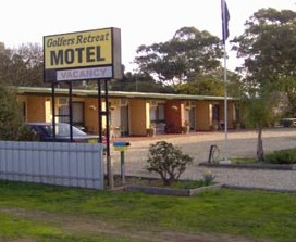 Golfers Retreat Motel - Surfers Gold Coast