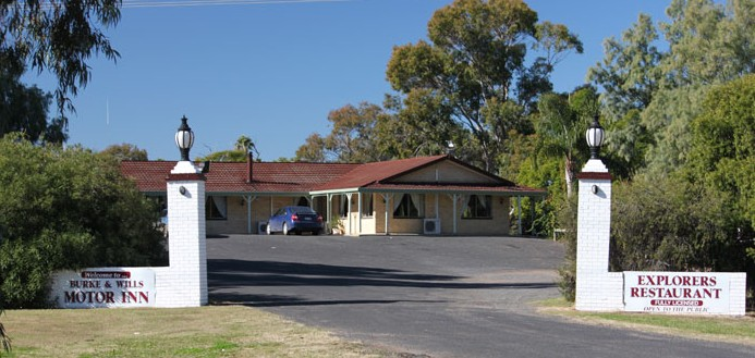 Burke and Wills Motor Inn - Moree - Surfers Paradise Gold Coast