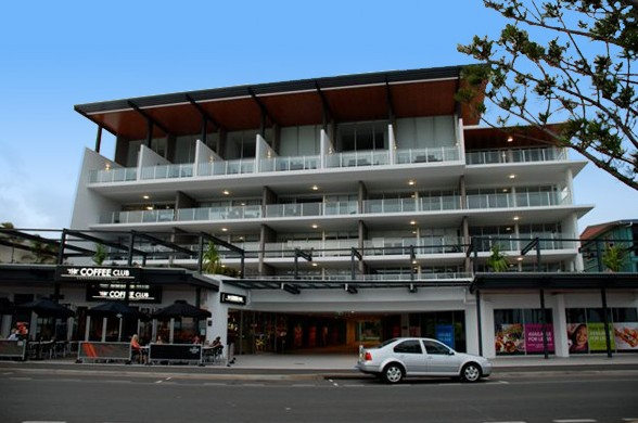 Echelon Apartments Yeppoon - Surfers Gold Coast