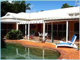 Tropical Escape Bed  Breakfast - Surfers Gold Coast