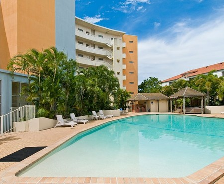 Rays Resort Apartments - Surfers Paradise Gold Coast