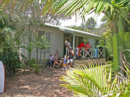 One Mile Beach Holiday Park - Surfers Gold Coast