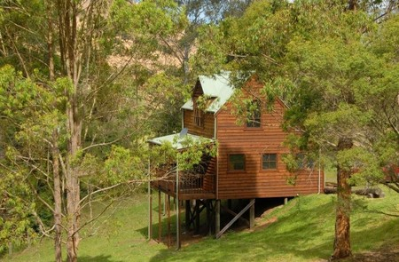 Hookes Creek Forest Retreat - Surfers Gold Coast