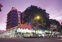Darwin Central Hotel - Surfers Gold Coast