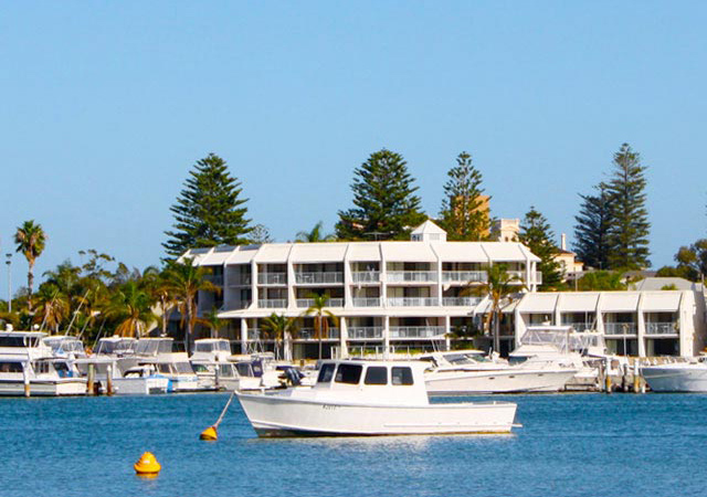 Pier 21 Apartment Hotel Fremantle - Surfers Gold Coast