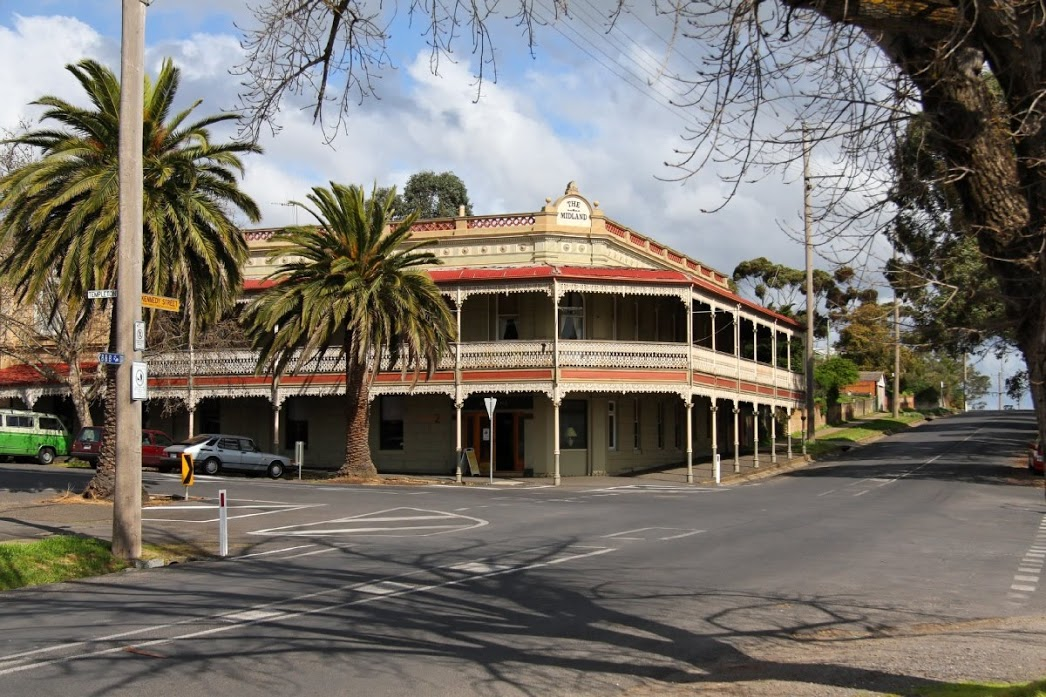 The Midland Hotel, Castlemaine