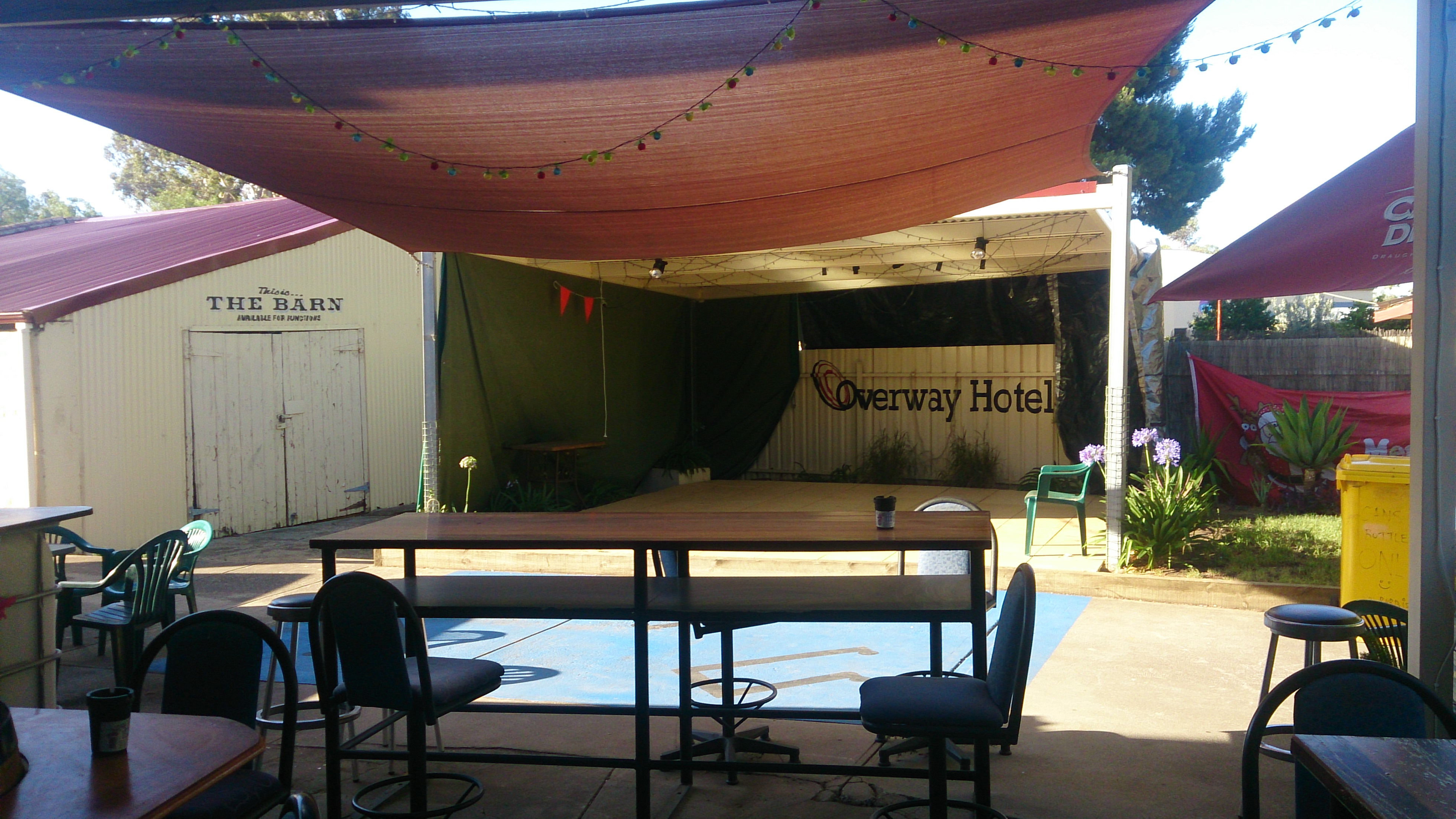 Overway Hotel - Surfers Gold Coast