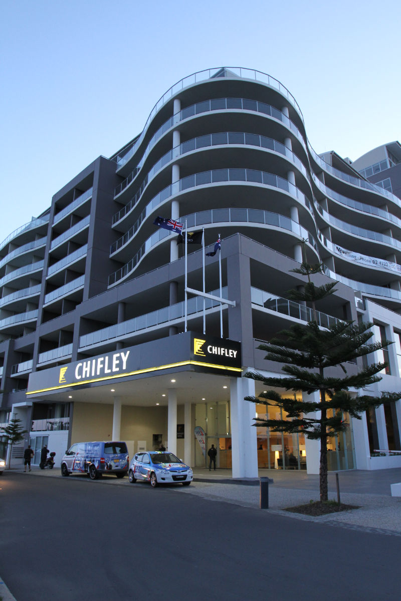 Sage Hotel Wollongong - Surfers Gold Coast