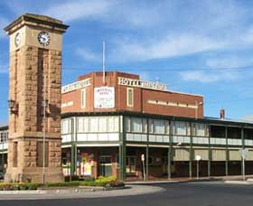 Imperial Hotel Coonabarabran - Surfers Gold Coast