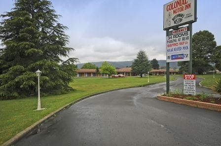 Colonial Motor Inn - Lithgow - Surfers Gold Coast