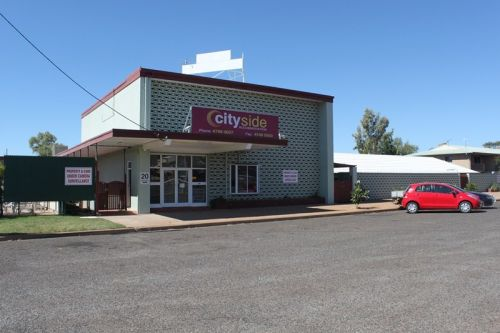 Cityside Accommodation  Mt Isa