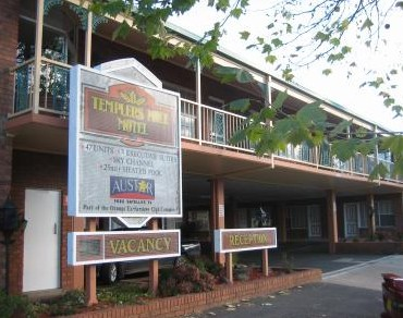 Templers Mill Motel - Surfers Gold Coast