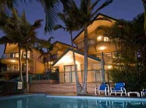 Karana Palms Resort - Surfers Gold Coast