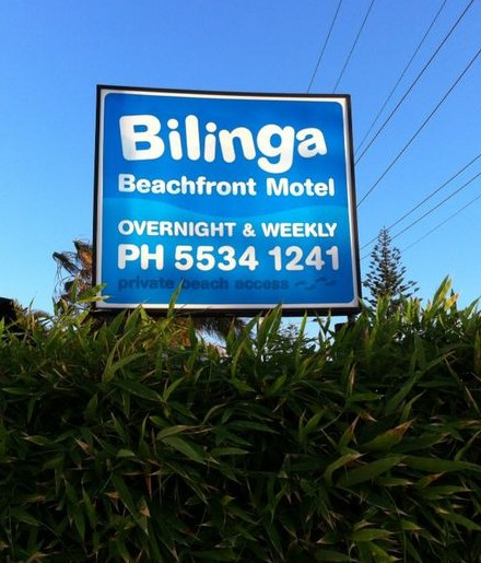 Bilinga Beach Motel