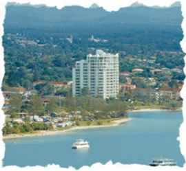 Crystal Bay Resort - Surfers Paradise Gold Coast