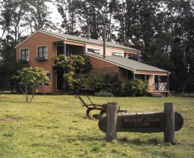 Moffat Falls Lodge And Cottages - Surfers Gold Coast