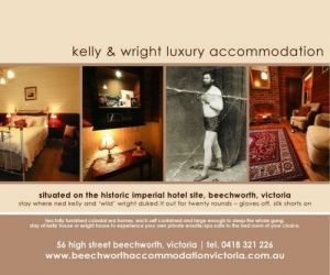 Beechworth Accommodation Victoria - Surfers Gold Coast