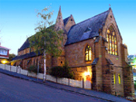 Pendragon Hall - Hobart church - Surfers Gold Coast