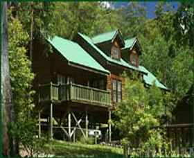 Barrington Wilderness Cottages - Surfers Gold Coast