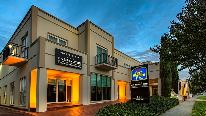 BEST WESTERN PLUS The Carrington - Surfers Paradise Gold Coast