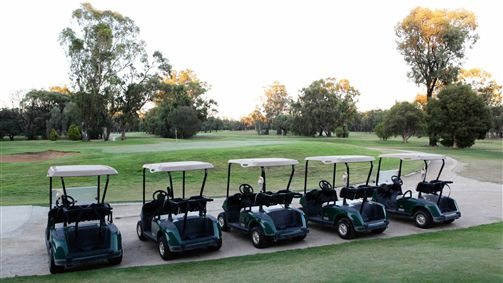 Deniliquin Golf Leisure Resort - Surfers Gold Coast
