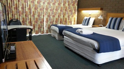 Barooga Country Inn Motel - Surfers Gold Coast
