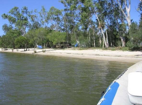 Mission Point Camping Area - Surfers Gold Coast