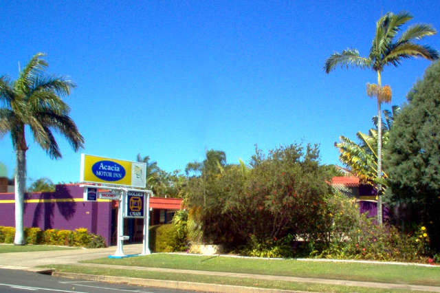 Acacia Motor Inn - Surfers Gold Coast