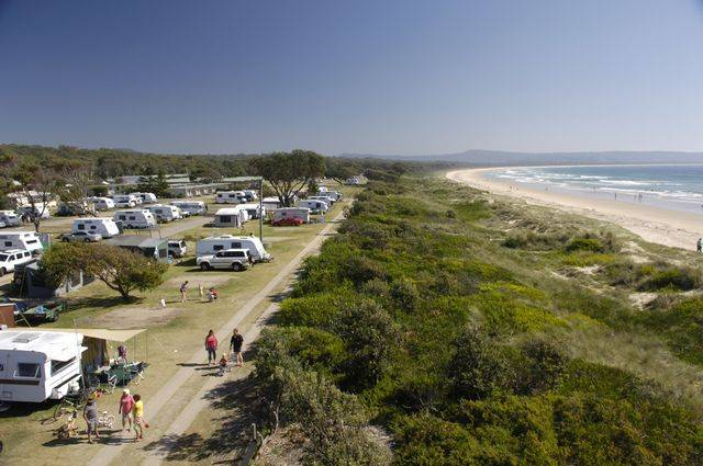 Discovery Holiday Parks - Pambula Beach - Surfers Paradise Gold Coast