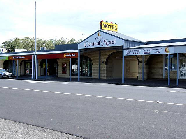 Gin Gin Central Motel - Surfers Gold Coast