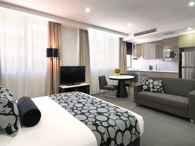 Meriton Serviced Apartments - North Ryde - Surfers Gold Coast