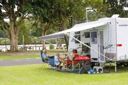 North Coast Holiday Parks Ferry Reserve - Surfers Gold Coast